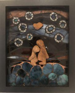 hug mosaic