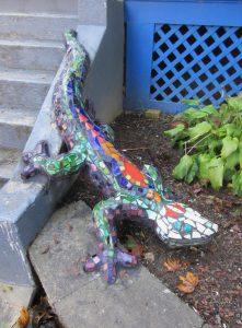 Lizzy the Lizard 2009